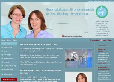 Gemeinschaftspraxis Dr. Iburg-Klein