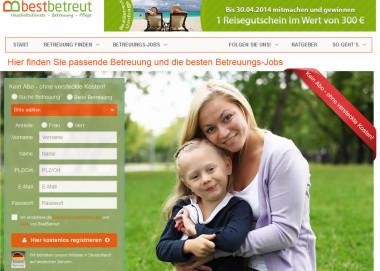 BestBetreut.de Portal für Betreuung